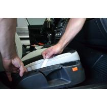 Montáž autopoťahov vo výrobnom závode MAD SR