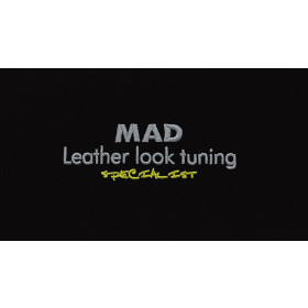 Výšivka MAD - staré logo